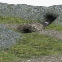 3ds max games terrain