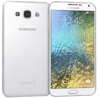 samsung galaxy e5 white 3d max