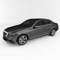 Mercedes-Benz E Class W212