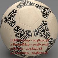 textures Soccer ball 86