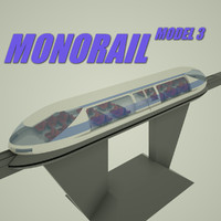 Monorail Model 3
