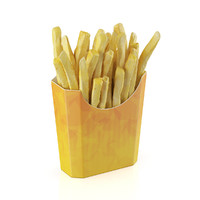 max french fries