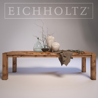 eichholtz table 3d model