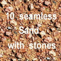 Sand With Stones Collection 4