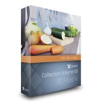 3d volume 56 – food