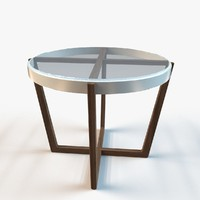 3d model designer table