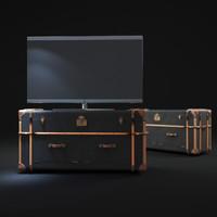 3d model richards -trunk-media