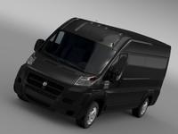 3dsmax ram promaster cargo 3500