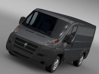 3d model 2015 car
