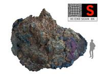 Volcanic Rocks Scan 8K