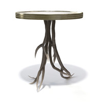 antler table 3d max