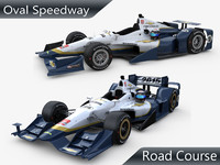 IndyCar Chevrolet Aero Kit 2015