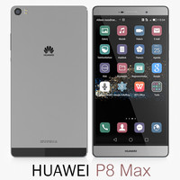Huawei P8 Max Space Gray