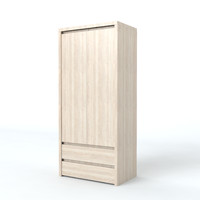 cupboard kaspian 3d model