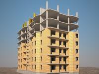 3ds max construction site