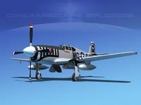 max p-51b mustang p-51 north american