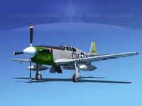 p-51b mustang p-51 north american dwg