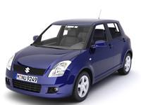 3d suzuki mk6 model