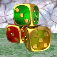 3d dices