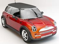 3d model mini s