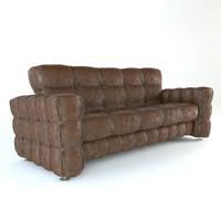 3d sofa hall model