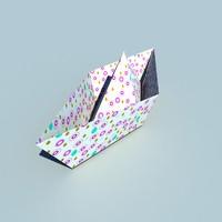 boat origami 3d max