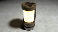 c4d cylindric lamp