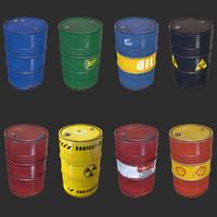 maya pack barrel