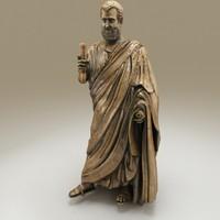 Statue Ioann