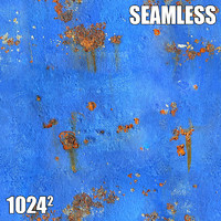Metal Seamless 06