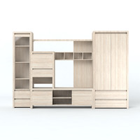3d wall unit kaspian