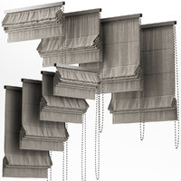 3ds max blinds curtains
