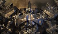 maya zbrush concept mech -