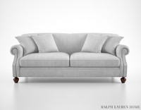 ralph lauren edwardian sofa 3d max