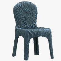 3d max baxter stromboli chair
