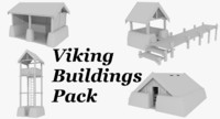 3ds max pack viking