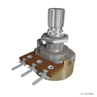 3ds potentiometer pot