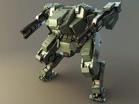 mech fighter 002