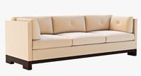 3d max bolier domicile sofa