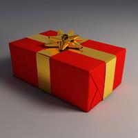 3ds gift box