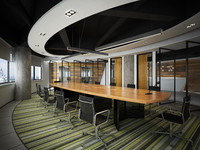 modern meeting room max