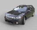 Acura TSX 3D models