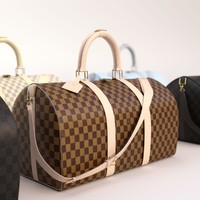 louis vuitton bag 2015 3d max