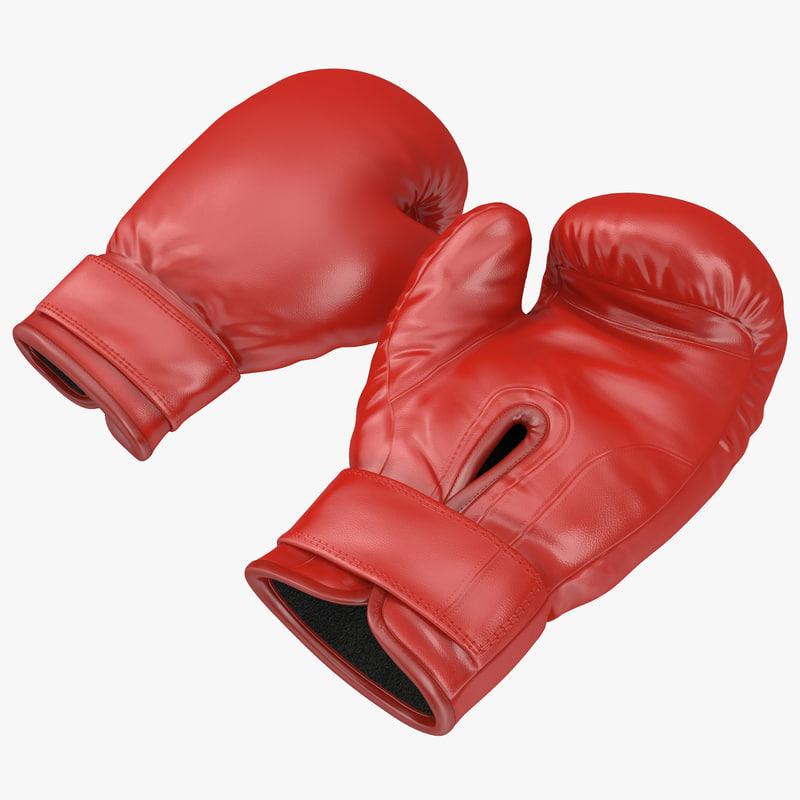 Boxing Gloves 3d model 01.jpg