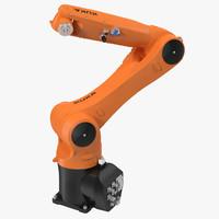 Kuka Robot KR 10 R1100 Rigged