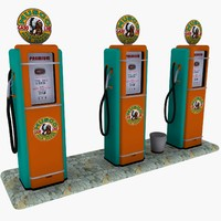 maya gas pump musgo