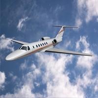 3d jet business