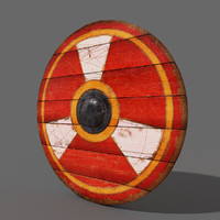3ds max shield