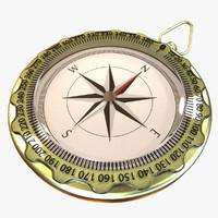 compass based 3d c4d