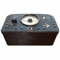 3d western electric volt amp model